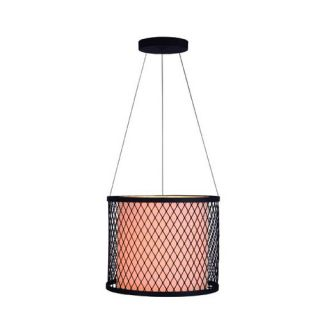 Gen Lite Industrial Chic III 2 Light Drum Pendant 105069