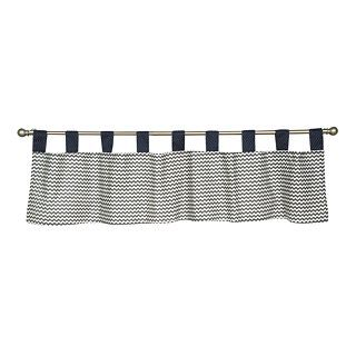 Trend Lab Perfectly Preppy Tab Top Valance