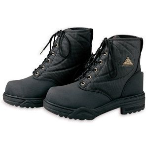 Mountain Horse Rimfrost Winter Paddock Boot Black 8