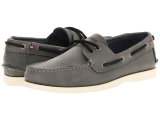 Tommy Hilfiger Bono Mens Lace up casual Shoes (Gray)