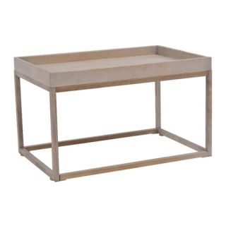 Safavieh Clint Coffee Table AMH1532A / AMH1532B Finish: Grey