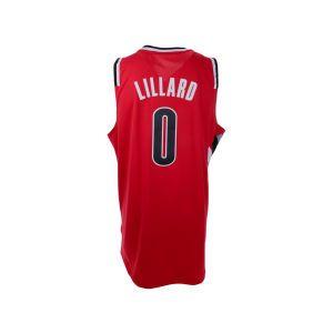 f824f0f367a5 ... Portland Trail Blazers Damian Lillard adidas NBA Revolution 30 Swingman  Jersey ...