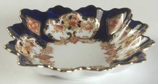 Royal Albert Heirloom (Crown China Stamp,Scalloped) Small Square Sweet Meat Dish