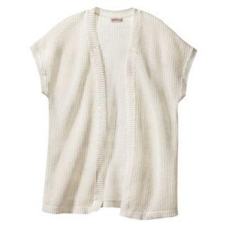 Merona Womens Layering Sweater   Cream   XS