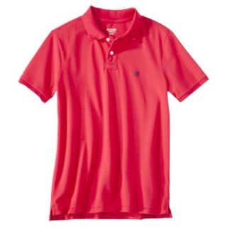 MOSSIMO SUPPLY CO. India Red Mens Athletic Polo   XS