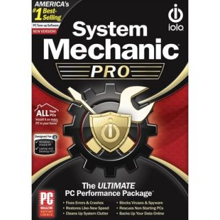System Mechanic Pro (PC Software)