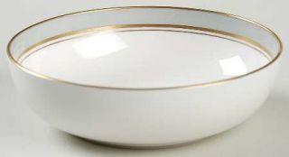 Royal Worcester Howard Gray (Gold Trim) Fruit/Dessert (Sauce) Bowl, Fine China D