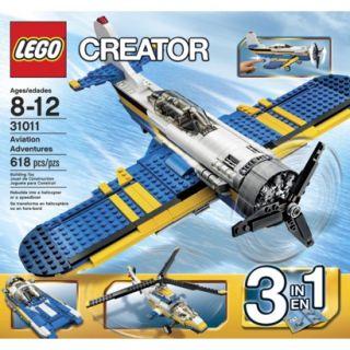 LEGO Creator Aviation Adventures 31011