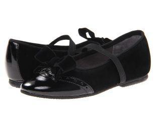 Jumping Jacks Kids Balleto   Jamie Girls Shoes (Black)