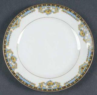 Noritake Normandie (Pat 68480) Bread & Butter Plate, Fine China Dinnerware   Pat