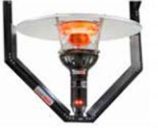 Berner Tear Drop Heater   46,000 53,000 BTU, Stainless, Natural Gas