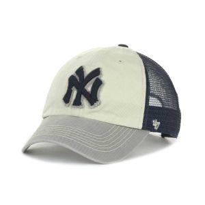 New York Yankees 47 Brand MLB Schist Cap
