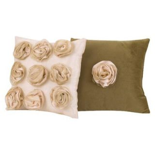 Cotton Tale Lollipops and Roses Pillow Pack
