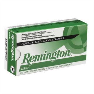 Remington Umc Handgun Ammunition   Umc Handgun Ammo 9mm Luger 115gr Fmj 50/Box