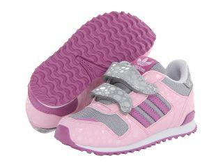 adidas Originals Kids ZXZ 700 Octopus Girls Shoes (Pink)