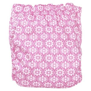 Perfect Bum Basic   Floral Tile (Small)