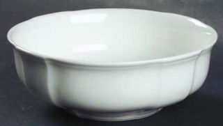 Villeroy & Boch Chambord (White,Fine China,Germany) Coupe Cereal Bowl, Fine Chin