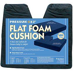 Hudson Pressure Eez 4 inch Flat Foam Seat Cushions (pack Of 4)