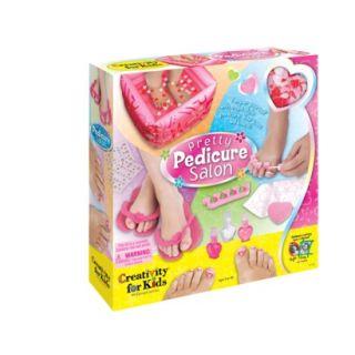 Creativity for Kids Pretty Pedicure Salon
