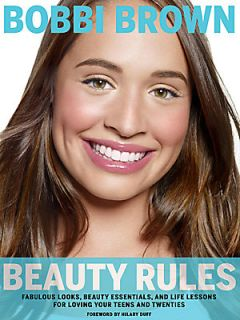 Bobbi Brown Beauty Rules Book   Beauty Rules