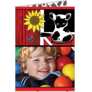 Barnyard Fun Giant Greeting Card