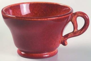 Franciscan El Patio Golden Glow Glossy Footed Cup, Fine China Dinnerware   Golde
