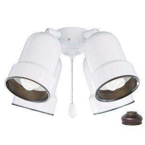 Emerson EME CFMLK4ORB Universal 4 Light Bullet Light Kit