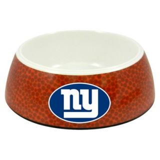 New York Giants Classic NFL Football Pet Bowl