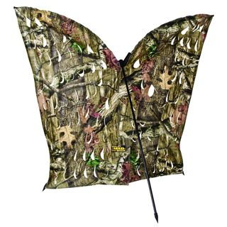 Flambeau Mad Max Blind Md 480 (Mossy oak infinityDimensions: 33 inches high x 36 inches wide x 0.5 inches dee[ )