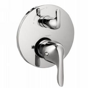 Hansgrohe 04225930 Universal E Pressure Balance Trim with Volume Control