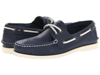 Tommy Hilfiger Bono Mens Lace up casual Shoes (Navy)