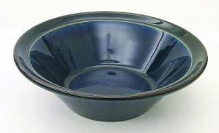 Interiors (PTS) Prairie Midnight Pond Blue Coupe Cereal Bowl, Fine China Dinnerw