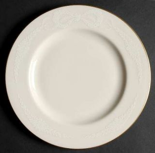 Lenox China Wedding Promises Accent Salad Plate, Fine China Dinnerware   Accent
