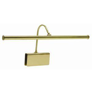 House of Troy HOU GPLED19 61 Grand Piano LED Lamp 19 Polished Brass