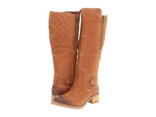 Timberland Earthkeepers Apley Tall Waterproof Boot Womens Boots (Brown)