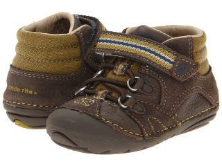 Stride Rite SRT SM Duke Boys Shoes (Brown)