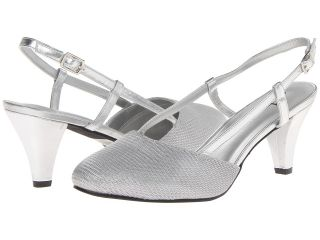 Annie Willow Womens Shoes (Silver)
