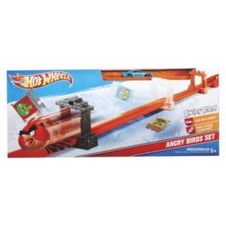 Hot Wheels Angry Birds Track Set