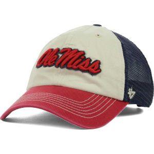 Mississippi Rebels 47 Brand Schist Trucker Cap