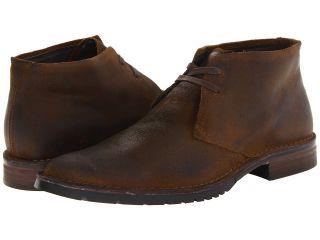 John Varvatos Driggs Ideal Chukka Mens Lace up Boots (Brown)