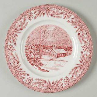 Burgess & Leigh Twilight Passage Salad/Dessert Plate, Fine China Dinnerware   Re