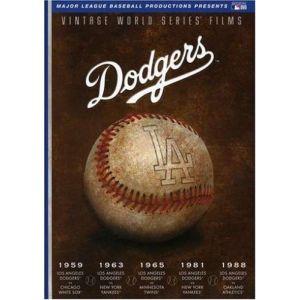 Los Angeles Dodgers Vintage World Series Films
