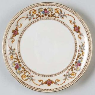 Royal Embassy Wheeling (Occupied Japan) Bread & Butter Plate, Fine China Dinnerw
