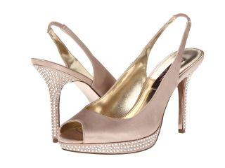 Nina Falcon High Heels (Gold)