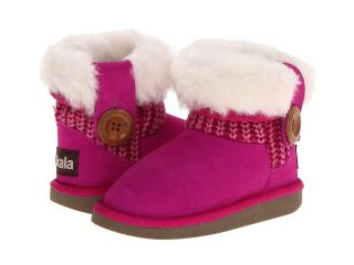 Ukala Sydney Kids Mary Low Girls Shoes (Pink)