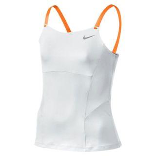 Nike Girl`s Maria FO Open Tennis Tank Xsmall 100_White