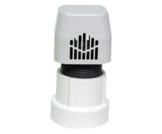 Canplas Air Admittance Valve, Prevents foul odours, 3 in Or 4 in For Stack Type Venting