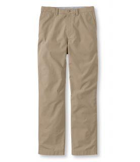 f4125f7cfd Mens Bush Poplin Pants, Easy Care Classic Fit Plain Front ...