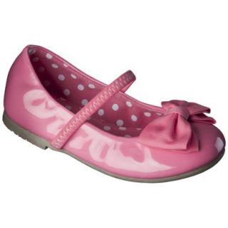 Toddler Girls Cherokee Daphne Ballet Flats   Coral 9