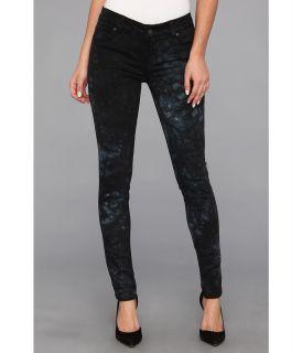 Buffalo David Bitton Jazz Skinny in Black Tie Dye Womens Jeans (Black)